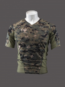 Emerson Skin Tight Base Layer Shirt AOR2