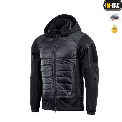 M-Tac куртка Wiking Lightweight Black (сорт 2)