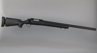 SW M24 Bolt Action Rifle Military ver. Black