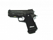 WE Hi-Capa 3.8 B-version Black GBB