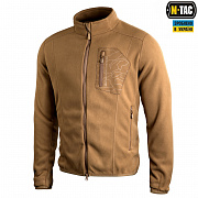 M-Tac кофта Stealth Microfleece Gen.II Coyote Brown
