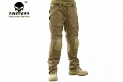 Emerson CP-style Gen.2 Tactical Pants Coyote
