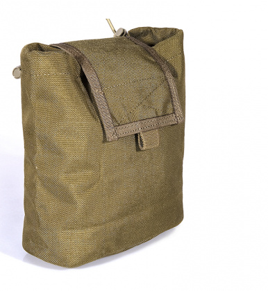 Flyye MOLLE Folding Magazine Drop Pouch CB