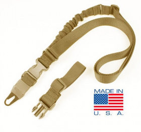 Condor Viper Single Bungee One Point Sling Tan