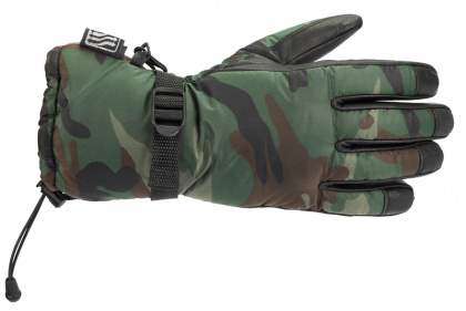 Pentagon ESKIMO Cold Duty Glove Woodland все разм.