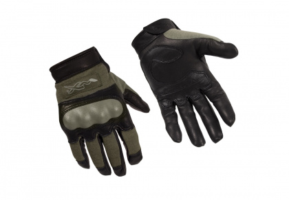 Wiley X CAG-1 Combat Glove Green все разм.