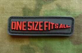 JTG One Size Fits All Patch BlackMedic
