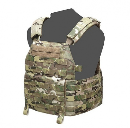WAS DCS Base Plate Carrier Multicam