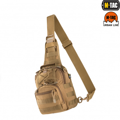 M-Tac сумка Urban Line City Patrol Fastex Bag Coyote