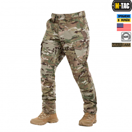 M-Tac брюки Aggressor Elite NYCO Multicam