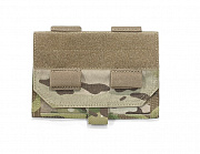 WAS Front Opening Admin Pouch Multicam