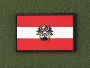 JTG Austria Flag Patch Fullcolor