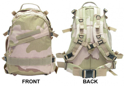 Guarder 3-Day Assault Pack 3CD