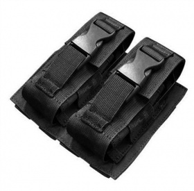 Condor Double Flashbang Pouch Black