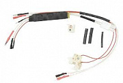 China made Wiring & Switch with Mosfet Assembly Ver.2 Back