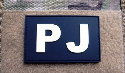 JTG PJ Pararescue Jumper Patch GID