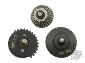 ZC Leopard 100:200 Machining Gear Set (4mm shaft)