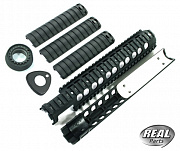 Guarder M5 RAS Kit (Hard Anodizing/Flat Black)