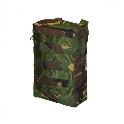 Highlander MOLLE SIDE POUCH SMALL DPM