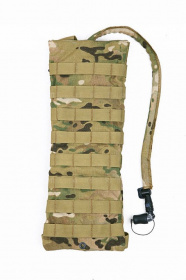 Pantac Molle Compact Hydration Backpack Multicam