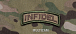 MSM Infidel Tab Patch Multicam