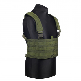 TMC MOLLE Base Chest Rig OD