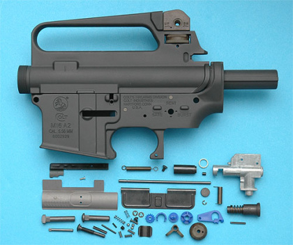 G&P M16A2 (Burst) Metal Body