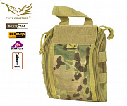 Flyye Tactical Trauma Kit Pouch Multicam