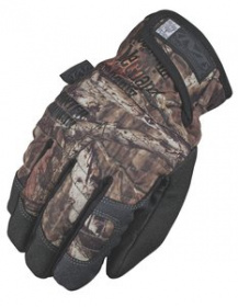Mechanix Winter Armor Gloves Mossy Oak