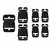 Condor Buckle Repair Kit Black
