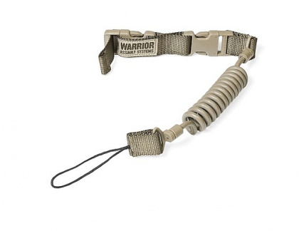WAS Tactical Pistol Lanyard Coyote Tan