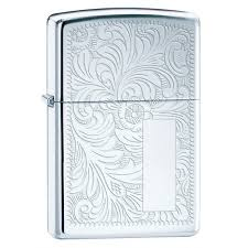 ZIPPO зажигалка venethian chrome