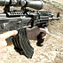 CAA Picatinny Hand Guard Rails System for AK