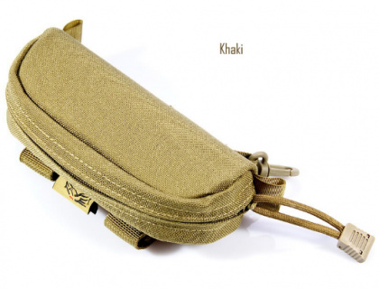 Flyye Glasses Carrying Case Khaki