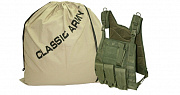 CA Tactical Vest Classic V OD Green