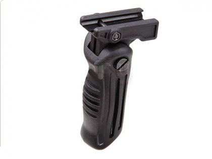 Cyma Folding QD Foregrip for AK Black