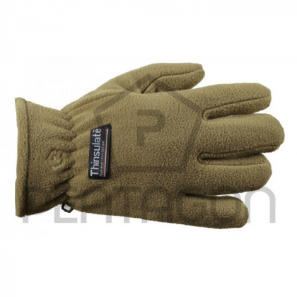 Pentagon Fleece Gloves with Thinsulate Coyote все разм.