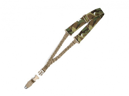 WAS Single Point Bungee Sling H&K Hook Multicam