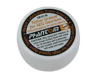 Guarder Teflon Grease for AEG Gearbox