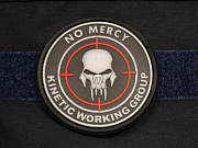 JTG No Mercy - Kinetic Working Group Patch SWAT