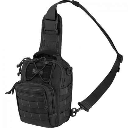 Maxpedition сумка Remora Gearslinger Black
