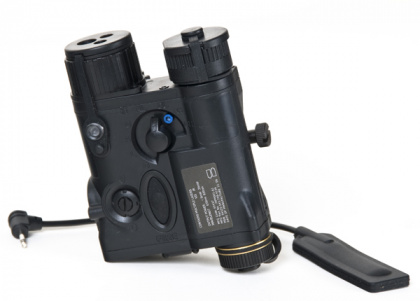 Element AN/PEQ-16A Integrated Pointer/Illuminator Module Black