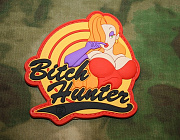 JTG Bitch Hunter Patch Fullcolor