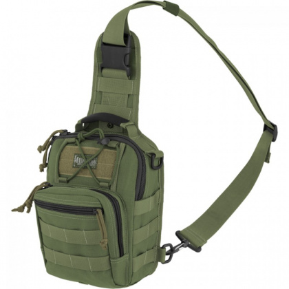 Maxpedition сумка Remora Gearslinger Green