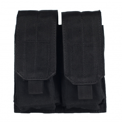 Condor Double M4 Mag Pouch BK