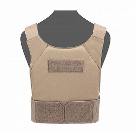 WAS Covert Plate Carrier Coyote Tan