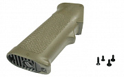 CA M15 Hand Grip with Low Noise Grip End OD Green