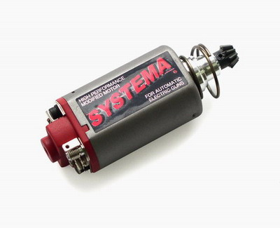 SYSTEMA MEDIUM TYPE MOTOR (SUPER TORQUE UP)