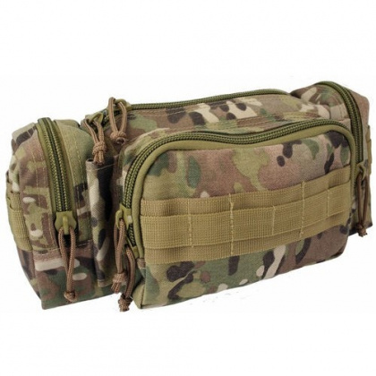 Highlander React Waist Pouch Multicam