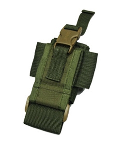 CA Small Radio Pouch OD Green